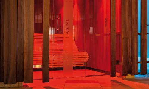 devine - Hotel Trofana Royal - Infrarotkabine