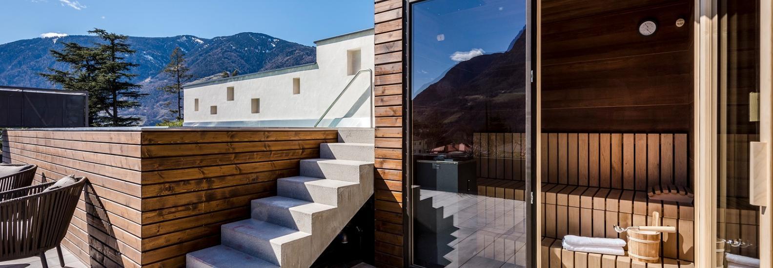 devine - private spa - Plantitscherhof - Meran - ©guenter standl