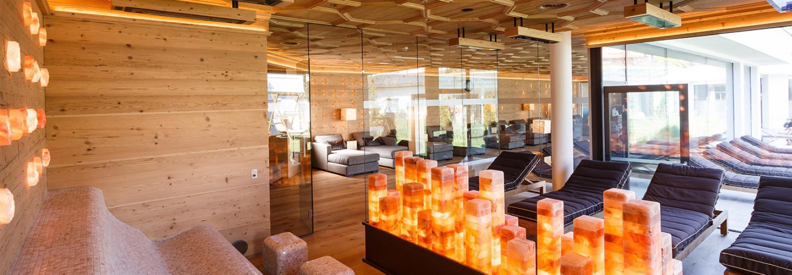 devine - solegrotte - hotel peternhof - kössen - ©lukas rubisoier